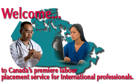 Welcome to CdnWork, Canada's premier labour placement service